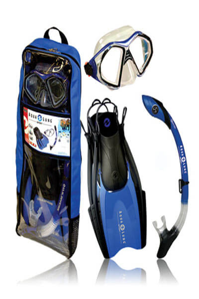 Aqualung Snorkeling equipment set