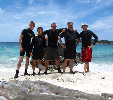 Pattaya Snorkeling Staff