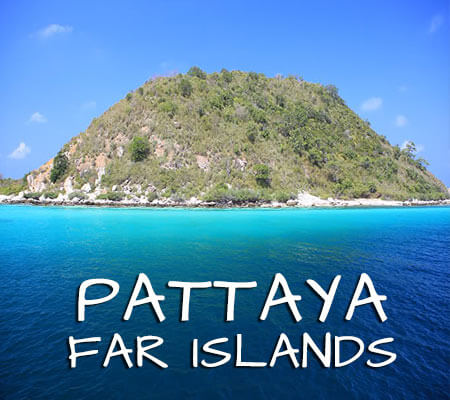 Far Pattaya Islands Thailand - Snorkel Pattaya