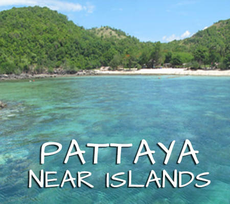Near Pattaya Islands Thailand - Snorkel Pattaya