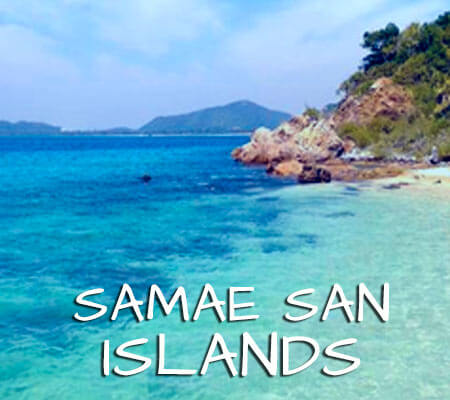 Samae San Islands Thailand